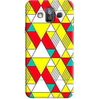 FABTODAY Back Cover for Samsung Galaxy J7 Duo - Design ID - 1027