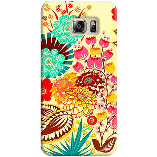 FABTODAY Back Cover for Samsung Galaxy S6 Edge Plus - Design ID - 0698