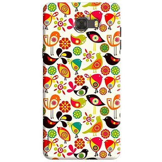 FABTODAY Back Cover for Samsung Galaxy C9 Pro - Design ID - 0254