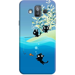 FABTODAY Back Cover for Samsung Galaxy J7 Duo - Design ID - 0347