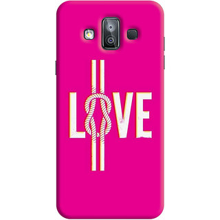 FABTODAY Back Cover for Samsung Galaxy J7 Duo - Design ID - 0717