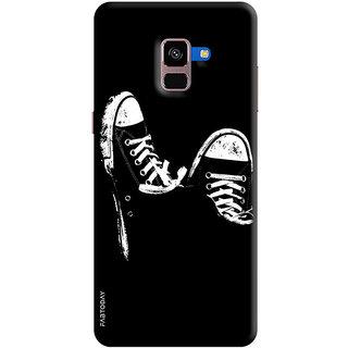 FABTODAY Back Cover for Samsung Galaxy A8 Plus 2018 - Design ID - 0376