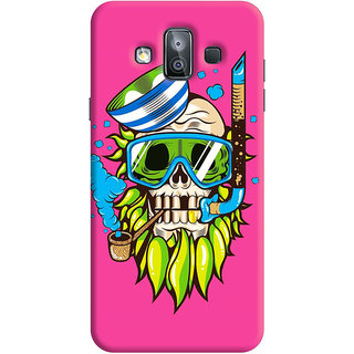 FABTODAY Back Cover for Samsung Galaxy J7 Duo - Design ID - 0349