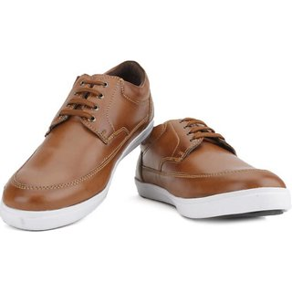 Provogue Sneakers (Tan)