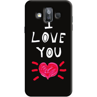 FABTODAY Back Cover for Samsung Galaxy J7 Duo - Design ID - 0759
