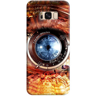 FABTODAY Back Cover for Samsung Galaxy S8 Plus - Design ID - 0017