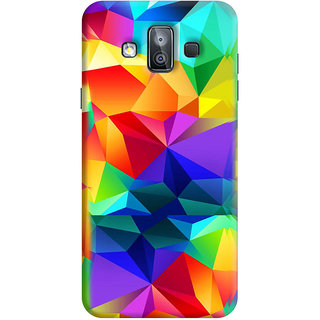 FABTODAY Back Cover for Samsung Galaxy J7 Duo - Design ID - 0029