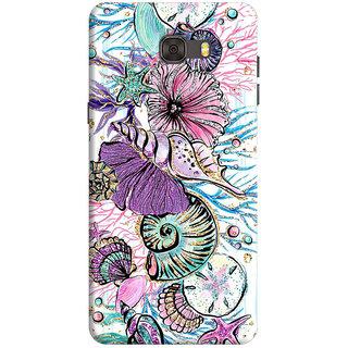 FABTODAY Back Cover for Samsung Galaxy C9 Pro - Design ID - 0662