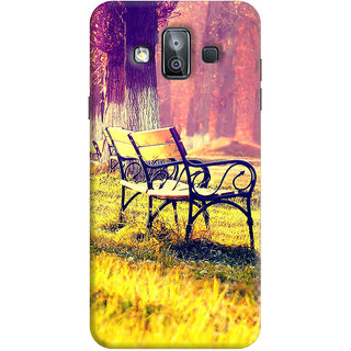FABTODAY Back Cover for Samsung Galaxy J7 Duo - Design ID - 0033