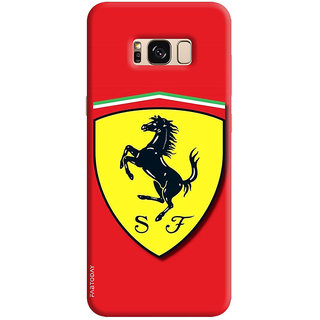 FABTODAY Back Cover for Samsung Galaxy S8 Plus - Design ID - 0022