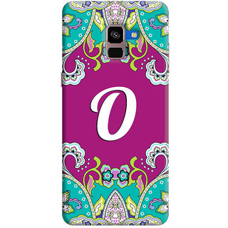 FABTODAY Back Cover for Samsung Galaxy A8 Plus 2018 - Design ID - 0429
