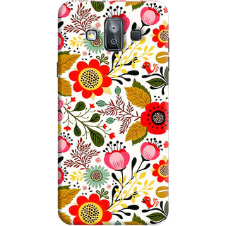 FABTODAY Back Cover for Samsung Galaxy J7 Duo - Design ID - 0387