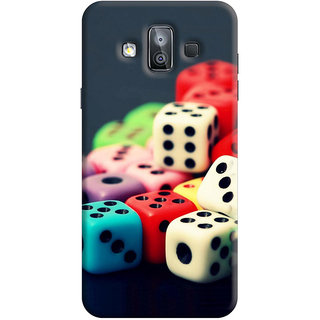FABTODAY Back Cover for Samsung Galaxy J7 Duo - Design ID - 0039
