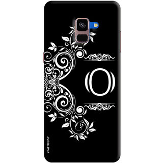 FABTODAY Back Cover for Samsung Galaxy A8 Plus 2018 - Design ID - 0430