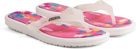 Adda Comfortable Pink Color Flipflops For Women