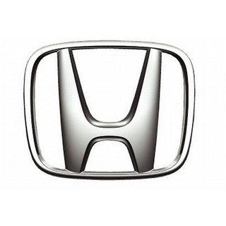 LOGO HONDA MOBILIO FRONT Monogram Emblem Chrome EMBLEM Car Monogram Logo Emblem FRONT