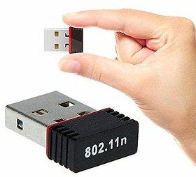 S4 Mini 300 Mbps Wireless Wi-Fi Dongle (Black)