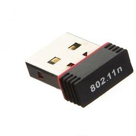 Mini Wireless Wi-Fi Nano USB Wi-Fi Adapter Dongle Wifi USB Adapter by S4