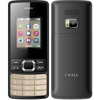 I Kall K25 (Dual Sim 1.8Inch FM Blutooth) Multimedia Mobile Phone with 1 year Manufacturing warranty