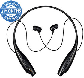 Orenics HBS 730 Neckband Wireless Bluetooth Headset (In The Ear)