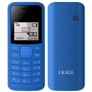 I Kall K73 Single Sim 14inch 600mAh Battery Mobile phone with 1 Year and 3 Months extra Manufacturing Warranty