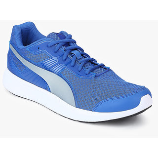 Puma Escaper Pro Blue Men Running Shoe