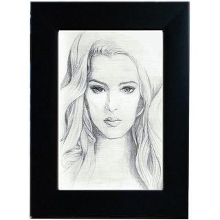 Black Glass Frame