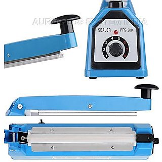 HAuro Plus System India 10 Inch Plastic Body Hand sealer Hand Sealing Ma ...