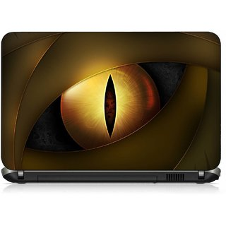 VI Collections ANIMATED SNAKE pvc Laptop Decal 15.6