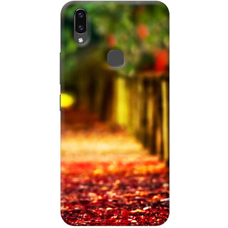 FurnishFantasy Back Cover for Vivo V9 - Design ID - 0499