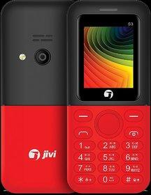 Jivi S3 (Dual Sim, 1.8 Inch Display, 1000 Mah Battery, - 140377769