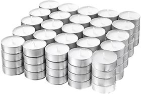 Mukta Enterprise Tea Light Candles ( Pack Of 10 )