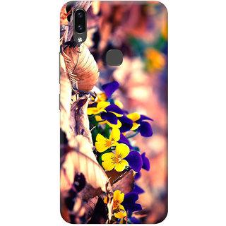 FurnishFantasy Back Cover for Vivo V9 Youth - Design ID - 0593