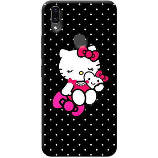 FurnishFantasy Back Cover for Vivo V9 Youth - Design ID - 0985
