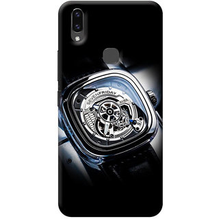FurnishFantasy Back Cover for Vivo V9 - Design ID - 1462