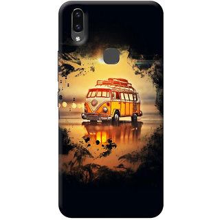FurnishFantasy Back Cover for Vivo V9 - Design ID - 1475