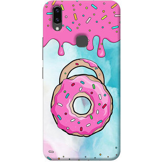 FurnishFantasy Back Cover for Vivo V9 Youth - Design ID - 1749