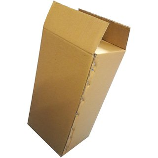 Corrugated Boxes for Ecommerce Sellers 9x7.5x18 inch (Pack of 25) Strong-5 Ply