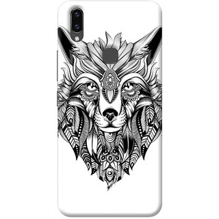 FurnishFantasy Back Cover for Vivo V9 Youth - Design ID - 1073