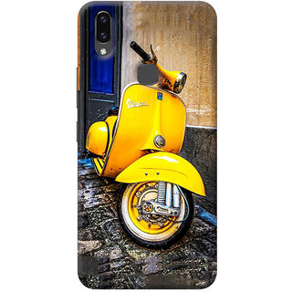 FurnishFantasy Back Cover for Vivo V9 Youth - Design ID - 1846