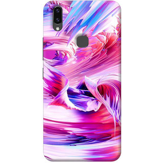 FurnishFantasy Back Cover for Vivo V9 Youth - Design ID - 1464