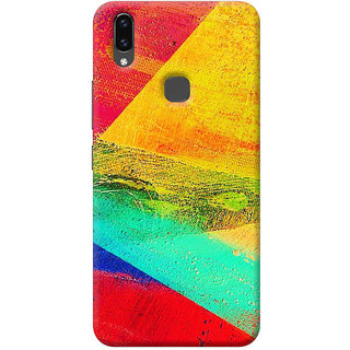 FurnishFantasy Back Cover for Vivo V9 Youth - Design ID - 1479