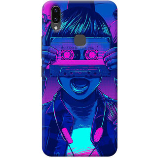 FurnishFantasy Back Cover for Vivo V9 Youth - Design ID - 1485