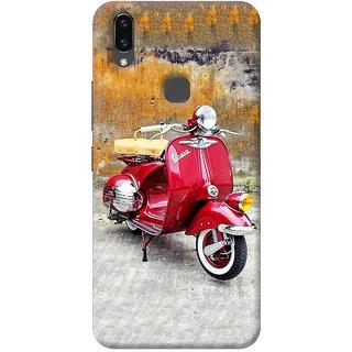 FurnishFantasy Back Cover for Vivo V9 Youth - Design ID - 1489