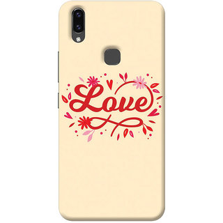 FurnishFantasy Back Cover for Vivo V9 Youth - Design ID - 1497