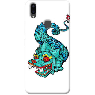 FurnishFantasy Back Cover for Vivo V9 Youth - Design ID - 1523