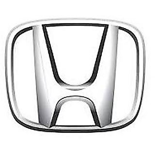LOGO HONDA ACCORD 2.4 ivtech FRONT MONOGRAM EMBLEM CHROME decal FRONT