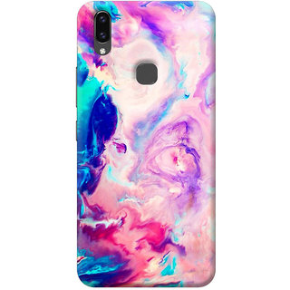 FurnishFantasy Back Cover for Vivo V9 Youth - Design ID - 1574
