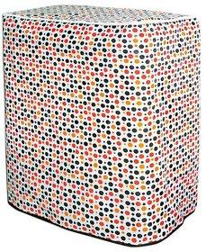 Luxmi New Latest Beautiful looking Washing Machine cover - Multicolor