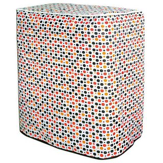 Luxmi New Latest Beautiful looking Washing Machine cover - Multicolor
